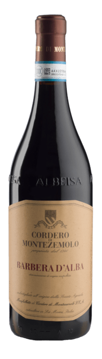 Barbera d'Alba DOC  bottle