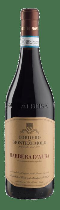 Barbera d'Alba DOC  bottle