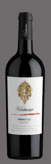 Primitivo Puglia IGT bottle