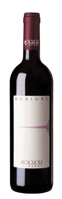 Busiord Dolcetto Monferrato DOC bottle