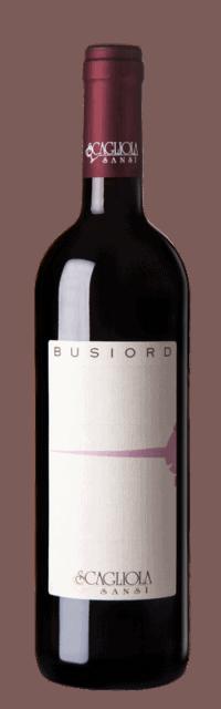 Busiord Dolcetto Monferrato DOC bottle