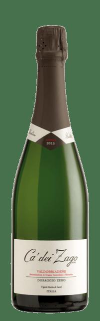 Prosecco di Valdobbiadene DOCG Metodo Classico - Bottle Fermented bottle