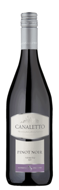 Pinot Noir  Veneto IGT bottle