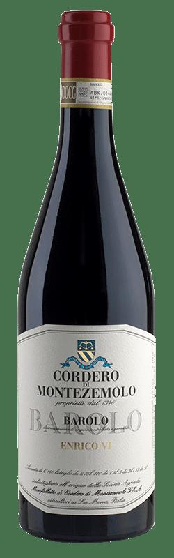 Enrico VI bottle