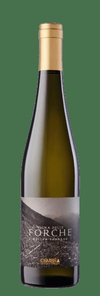 Vigne delle Forche Müller Thurgau Trentino DOC bottle