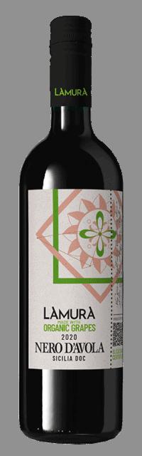 Nero d'Avola  Sicilia DOC bottle