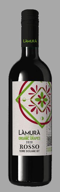 Rosso  Terre Siciliane IGT bottle