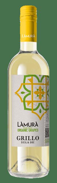 Grillo Sicilia DOC bottle