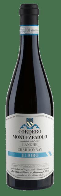 Elioro Chardonnay Langhe DOC bottle
