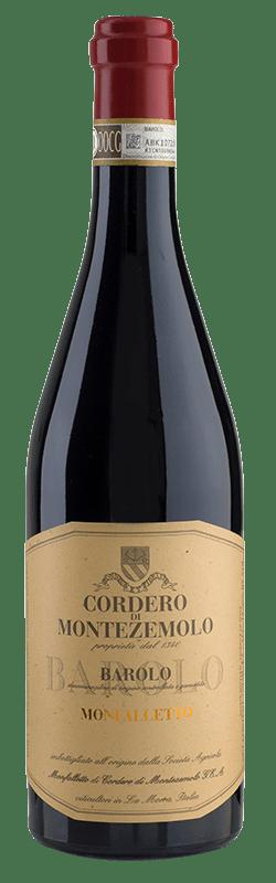 Monfalletto bottle
