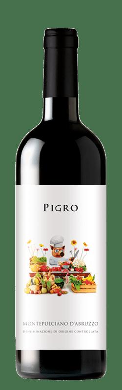 Montepulciano d'Abruzzo  bottle