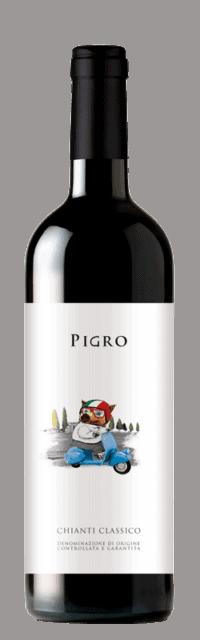 Chianti Classico  DOCG bottle