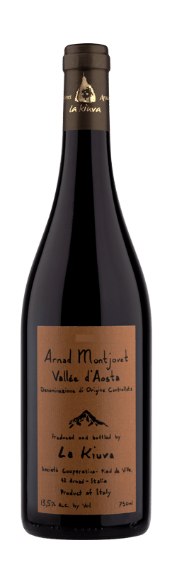 Arnad-Montjovet bottle
