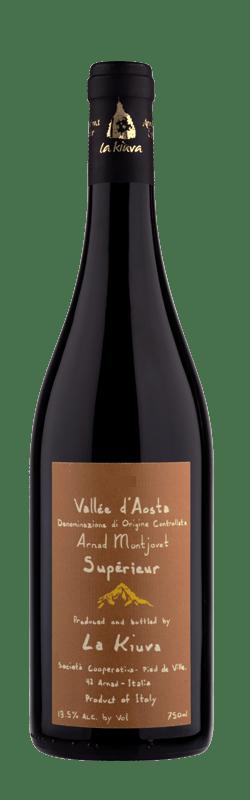 Arnad-Montjovet Supérieur bottle