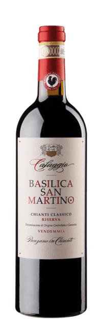 Basilica San Martino Chianti Classico Riserva DOCG bottle