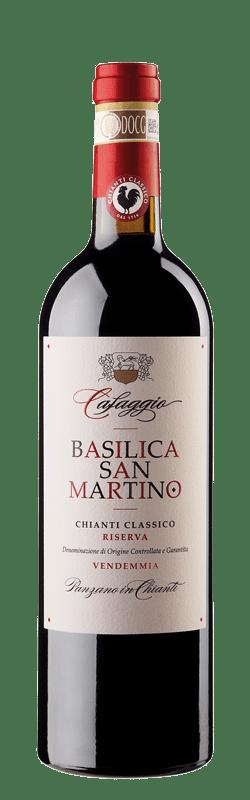 Basilica San Martino bottle