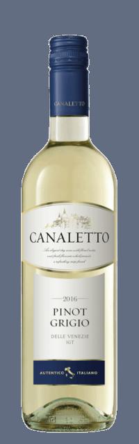 Pinot Grigio  Delle Venezie DOC bottle