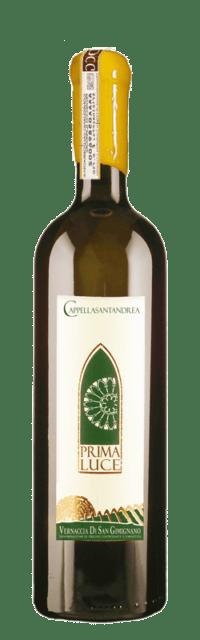 Prima Luce Vernaccia di San Gimignano DOCG bottle
