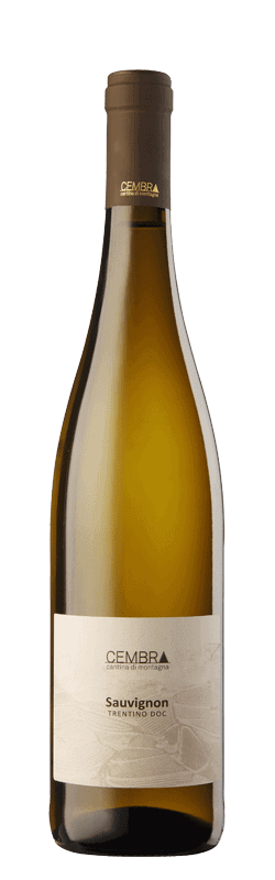 Sauvignon Trentino DOC bottle