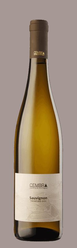 Sauvignon Trentino DOC bottle