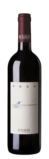 Frem Barbera d'Asti DOCG bottle