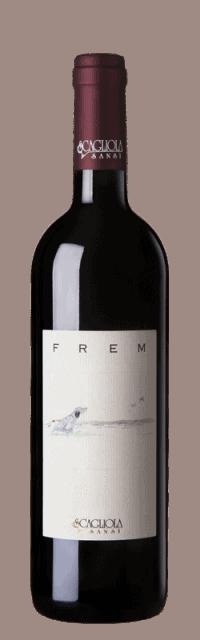 Frem Barbera d'Asti DOCG bottle