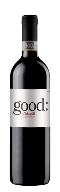 Chianti DOCG  bottle