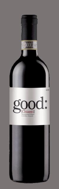 Chianti DOCG  bottle