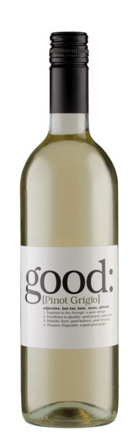 Pinot Grigio Venezia DOC bottle