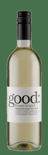 Pinot Grigio Venezia DOC bottle