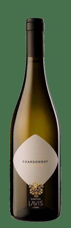 Chardonnay Trentino DOC bottle
