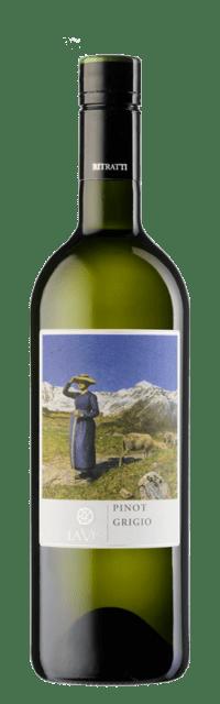 Ritratti Pinot Grigio Trentino DOC  bottle