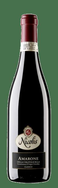 Amarone della Valpolicella DOCG Classico  bottle