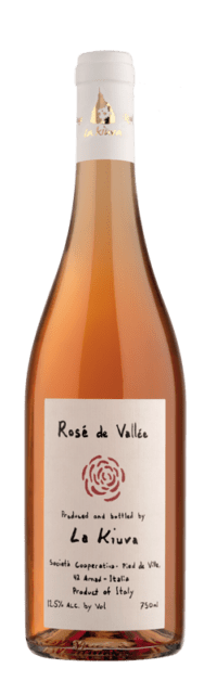 Rosé de Vallée  bottle