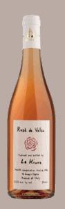 Rosé de Vallée  bottle