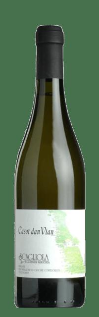 Casot dan Vian Chardonnay Piemonte DOC bottle