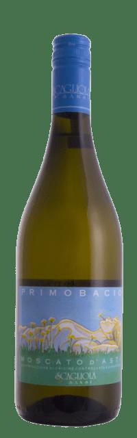 Primo Bacio Moscato d'Asti DOCG bottle