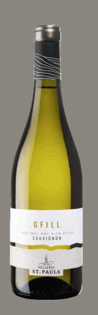 Gfill Sauvignon Alto Adige DOC bottle