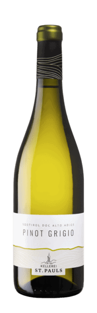 Pino Grigio Alto Adige DOC  bottle