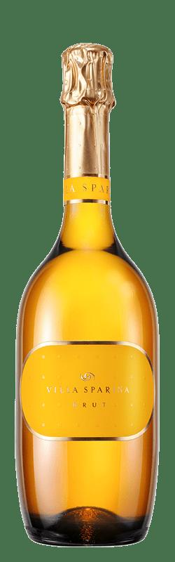 Brut Blanc de Blancs bottle