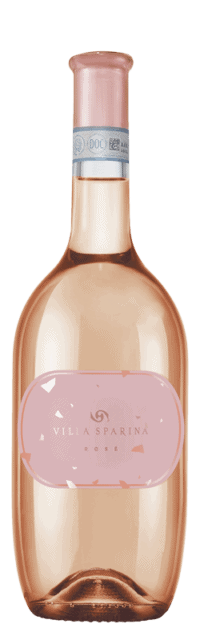 Rosé Monferrato Chiaretto DOC bottle