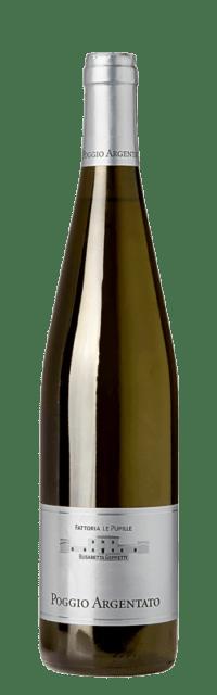 Poggio Argentato Toscana Bianco IGT bottle