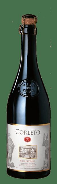 Corleto Lambrusco Grasparossa di Castelvetro DOC bottle