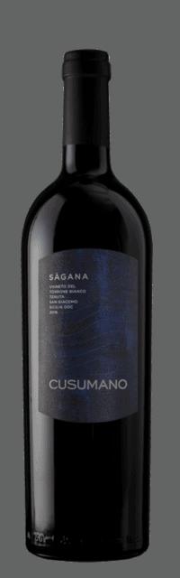 Sàgana Nero d'Avola Sicilia DOC bottle