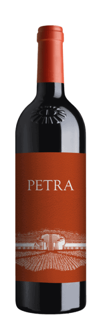 Petra Toscana IGT bottle