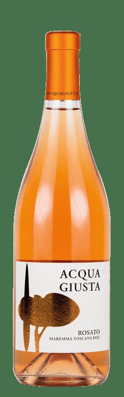 Acquagiusta bottle