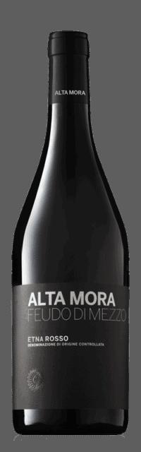 Feudo di Mezzo Etna Rosso DOC bottle
