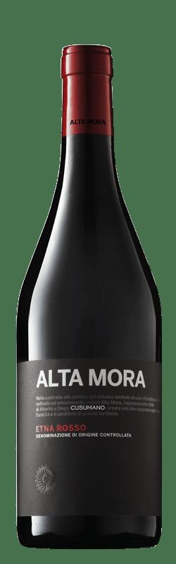 Etna Rosso  bottle