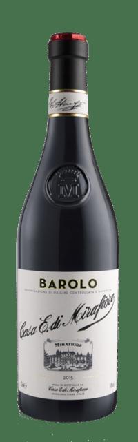 Barolo  DOCG bottle