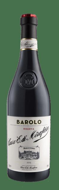Barolo Riserva  DOCG bottle